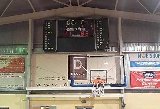 Νίκη με double score ο Τήρων επί του Κρανιδίου