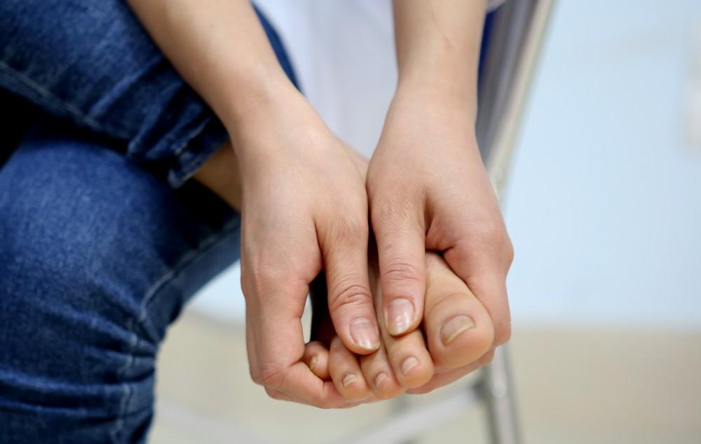 Lý do bị tê nhức chân tay?