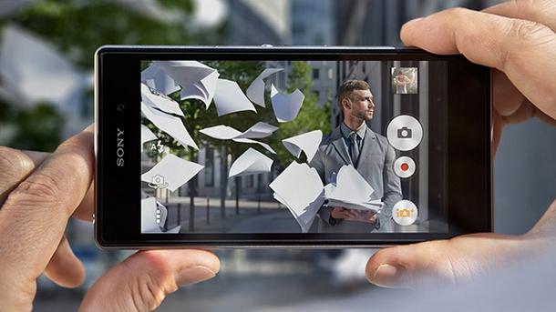 ilustrasi kamera smartphone