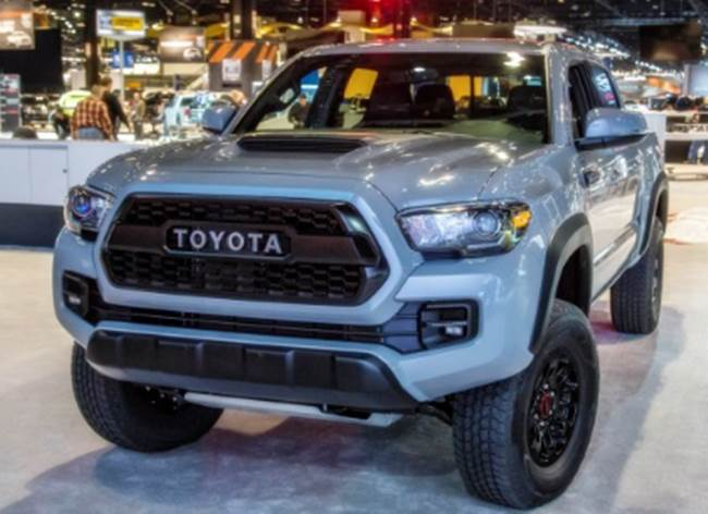 2018 toyota tacoma trd pro diesel auto review release. Black Bedroom Furniture Sets. Home Design Ideas