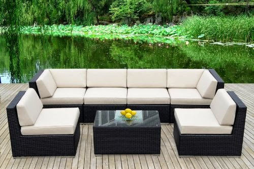 Genuine Ohana Outdoor Sectional Furniture