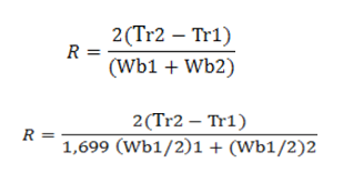 resolusi kromatografi
