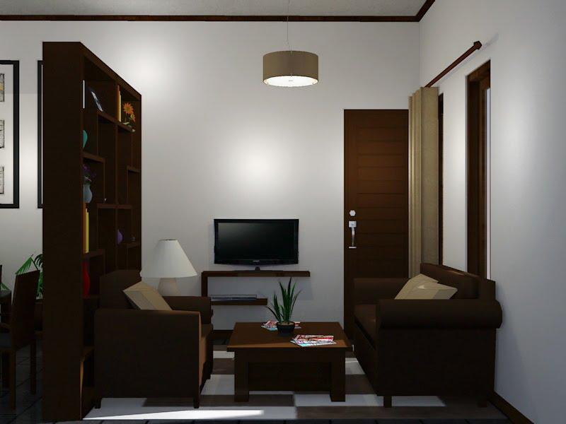 Ruang Tamu Minimalist  HOME DECOR