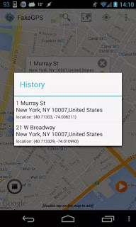 Fake GPS (Spoofer Location) Pro V4.7