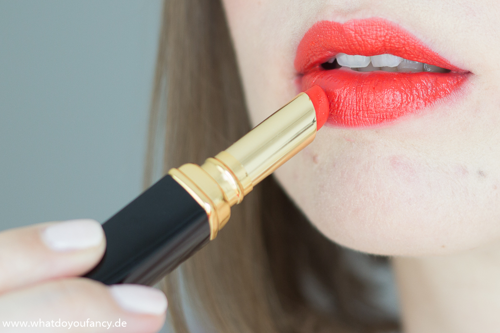La Biosthétique Belavance True Color Lipstick Orange Blaze