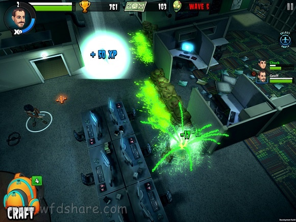 download game ringan 2015 Rooster Teeth vs Zombiens freeware portable