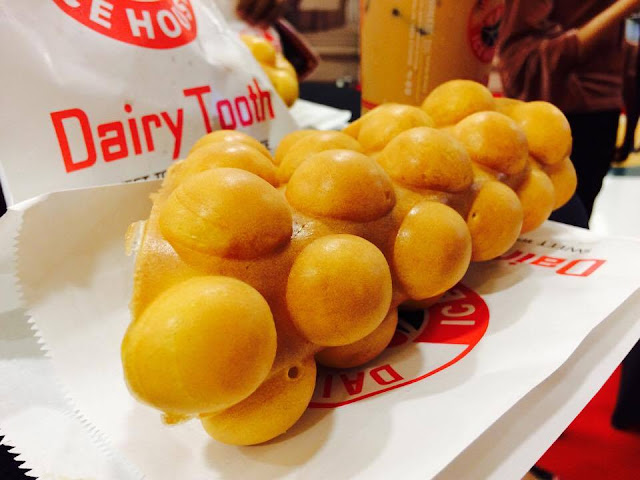 dairy tooth, third outlet, sunway pyramid mall