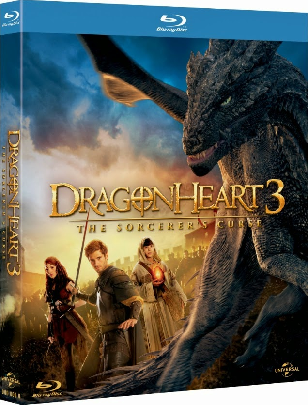 Dragonheart 3 The Sorcerer's Curse (2015) 1080p BD25 ESPAÑOL LATINO