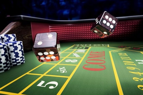 In craps what does come mean