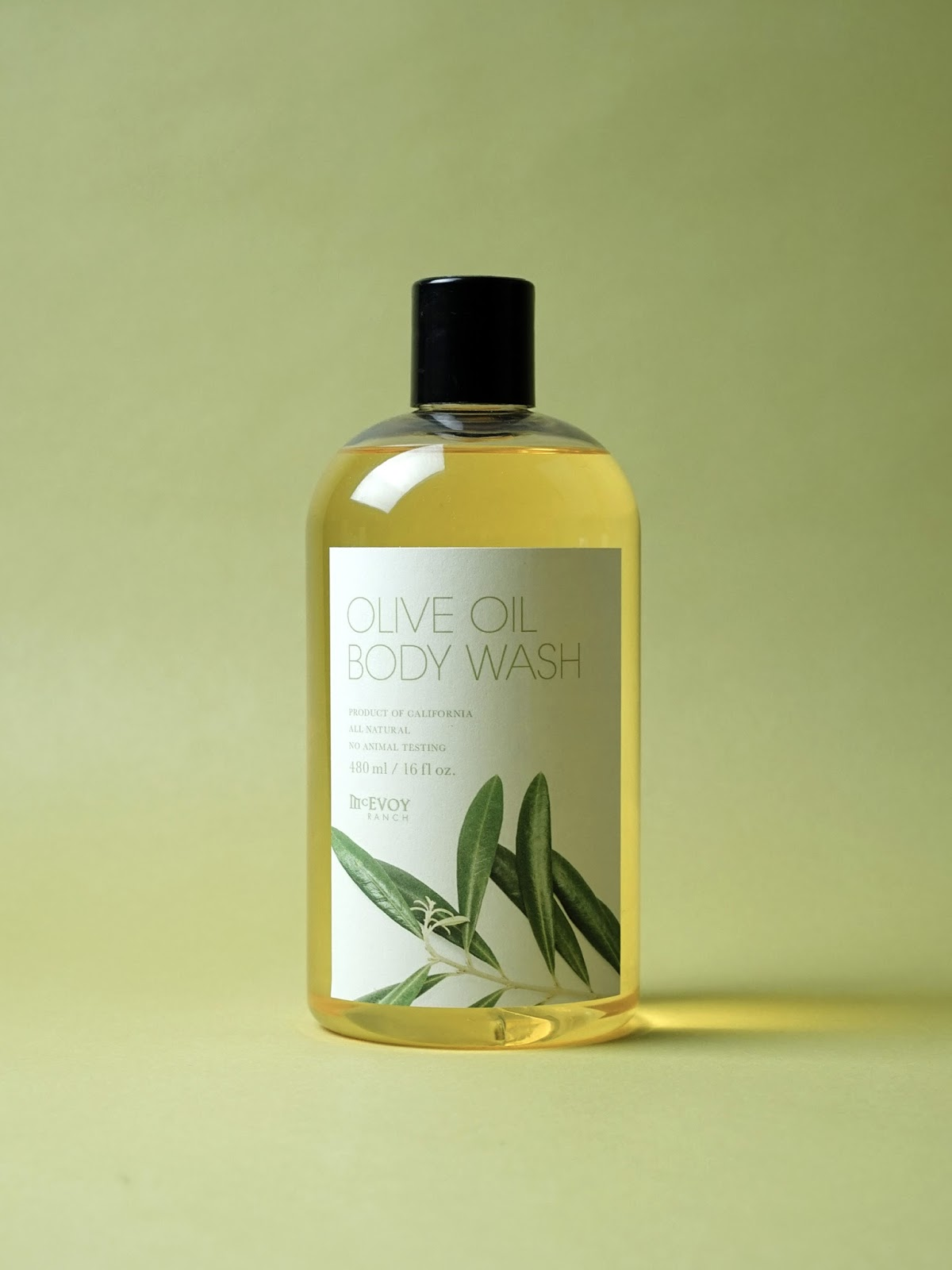McEvoy Olive Oil Body Care Series Student Project On