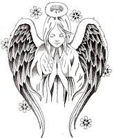 ангел или херувим фото