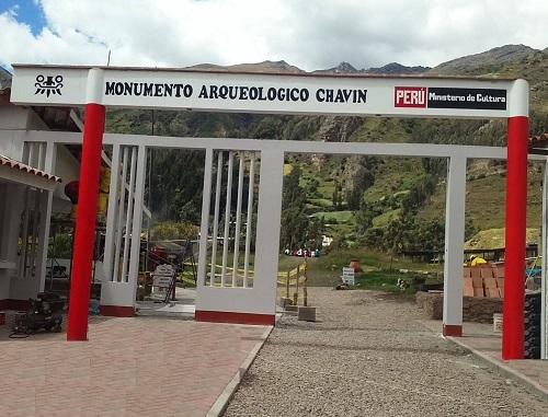 Complejo Arqueológico Chavín de Huantar