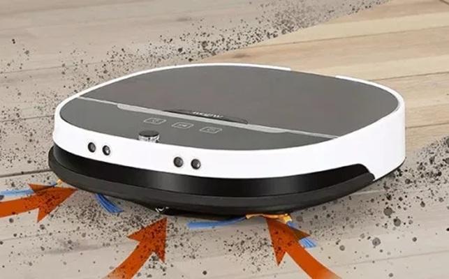 MinSu NV-01: robot aspirador con control por voz