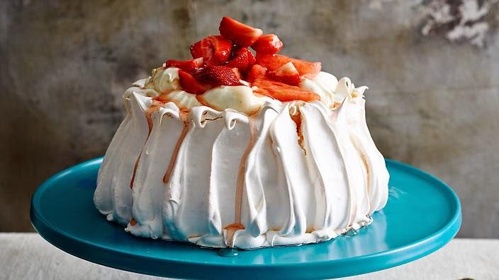 Egg Vanilla Cake Recipe
