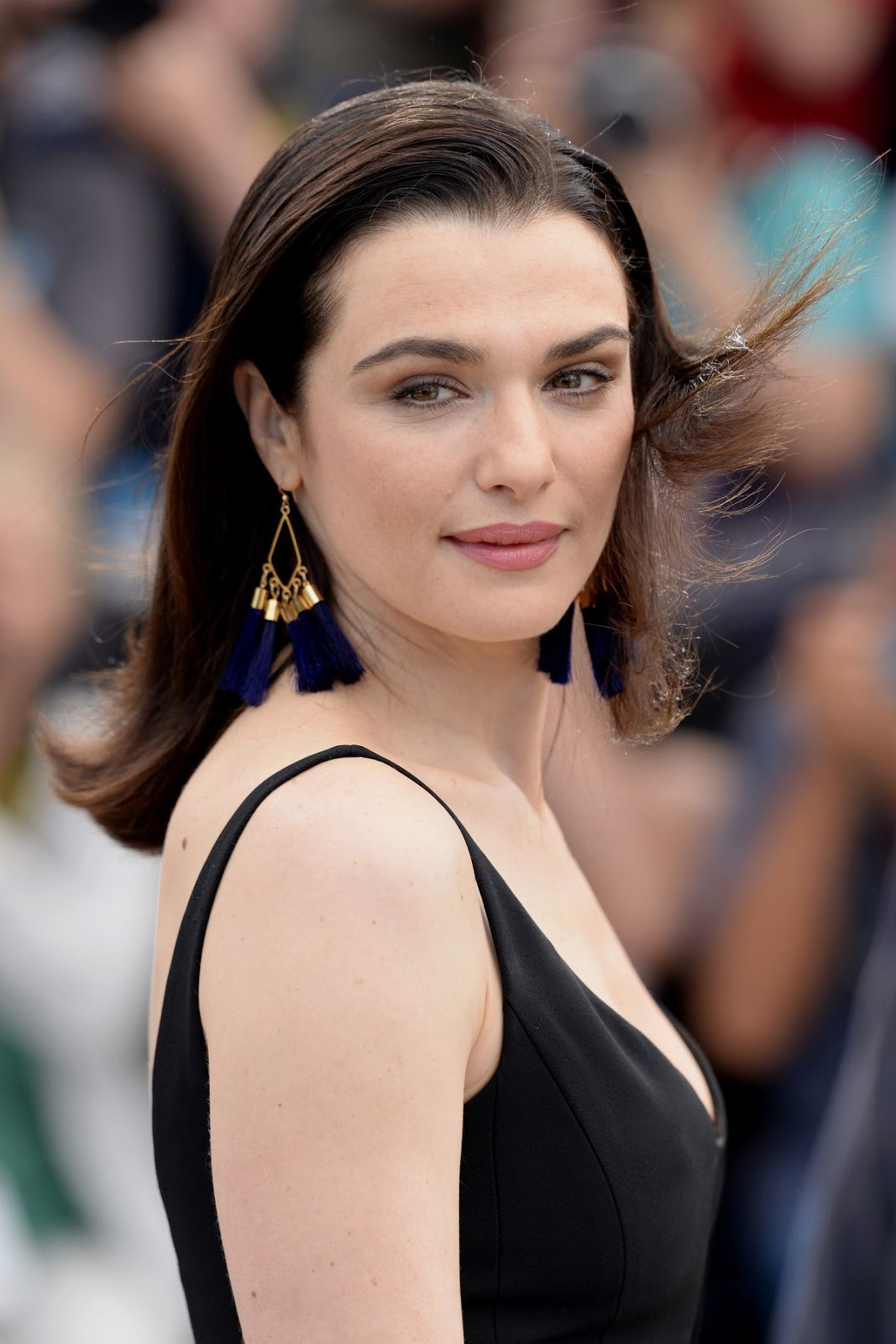 Rachel Weisz - Youth Press Conference Portraits in Los