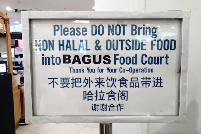 Mencari Kuliner Halal di Singapore? Ke Bagus Food Court Aja