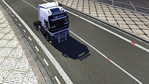 New Road Texture mod by Evgeny Parshin