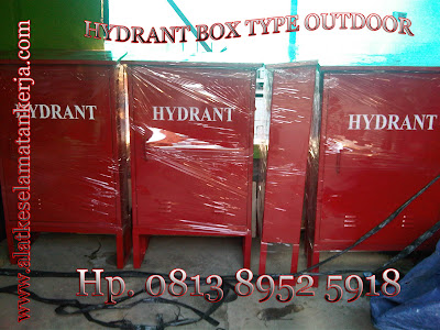 Fire Hydrant Box Type C Outdoor standard