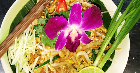 Pad Thai - Who invented it?
