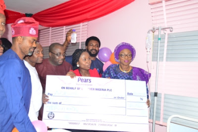 Unilever joins Bolanle Ambode to welcome Lagos State First babies of the year