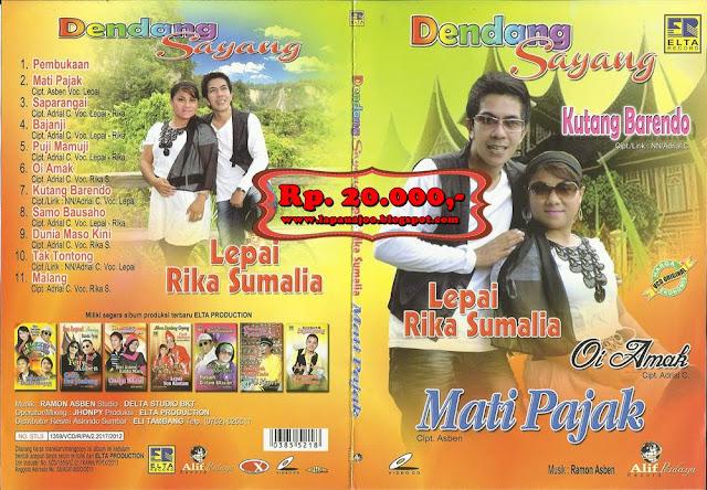 Lepai & Rika Sumalia - Mati Pajak (Album Dendang Sayang Vol 1)