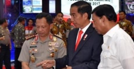 Presiden Minta Kasus 2 Pimpinan KPK Dihentikan Jika Tak Ada Bukti dan Fakta