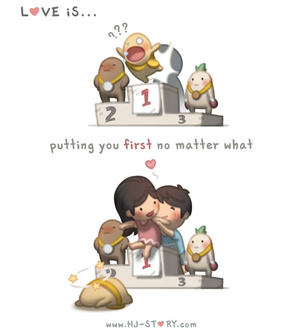 Heartwarming Illustrations About Love By A Husband