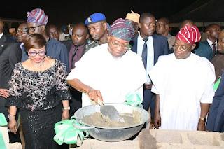 Dr. Folorunso Alakija Restates Promise to Build UNIOSUN Teaching Hospital