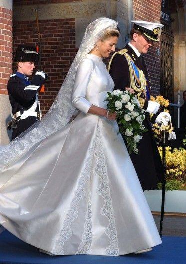 misrealesopiniones: reina máxima: quince años de plebeya a princesa
