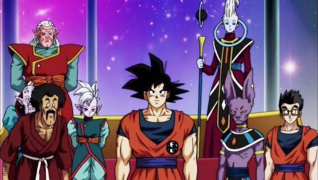 dragon ball super universe 7