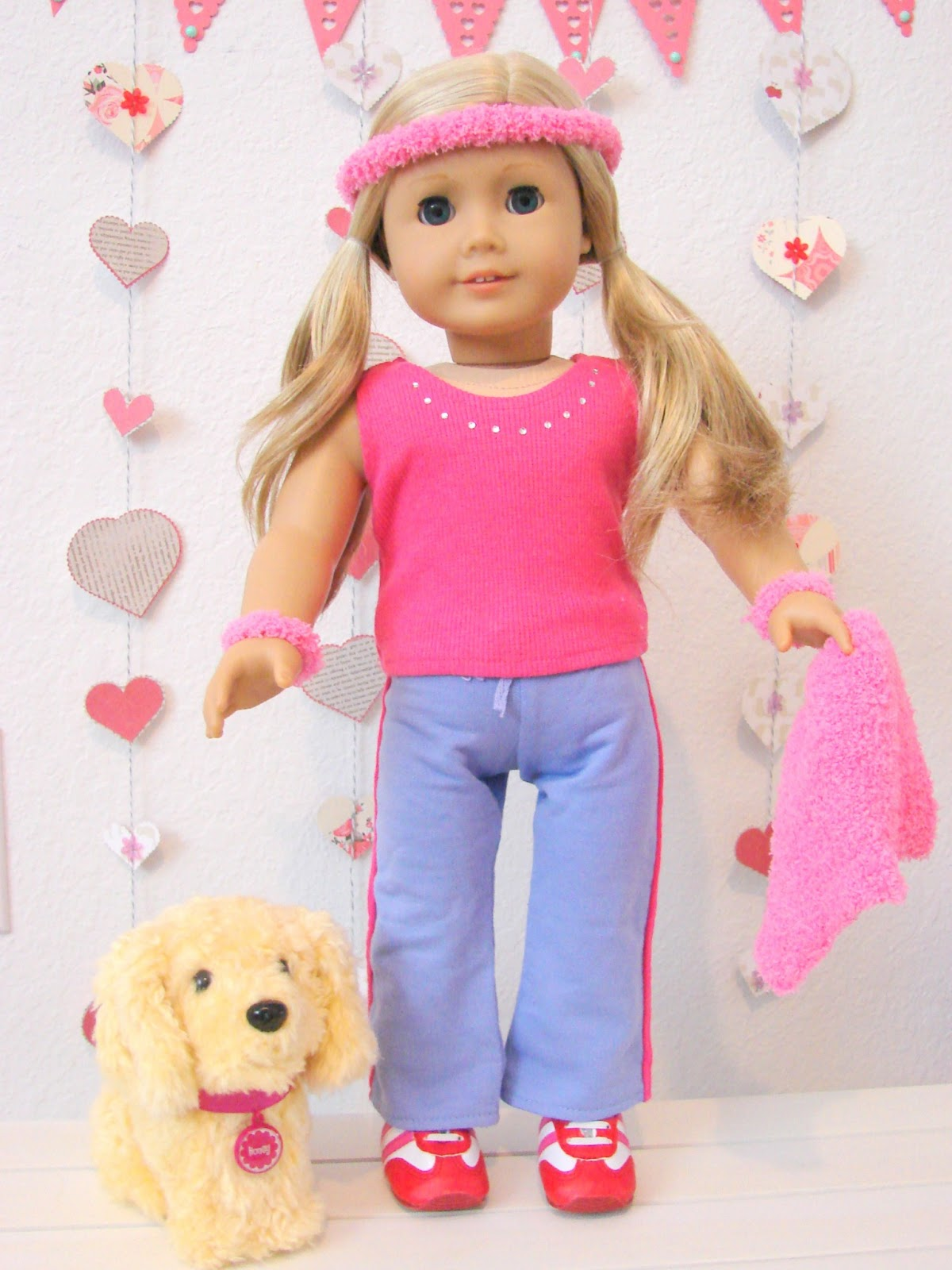 Play Your Card Right On Pinterest: American Girl Doll Play: Doll Craft