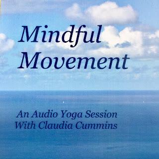 guided yoga audios  claudia cummins
