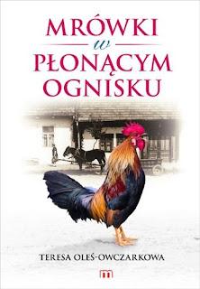 """Teresa Oleś- Owczarowska """"Mrówki w płonącym ognisku"""""""