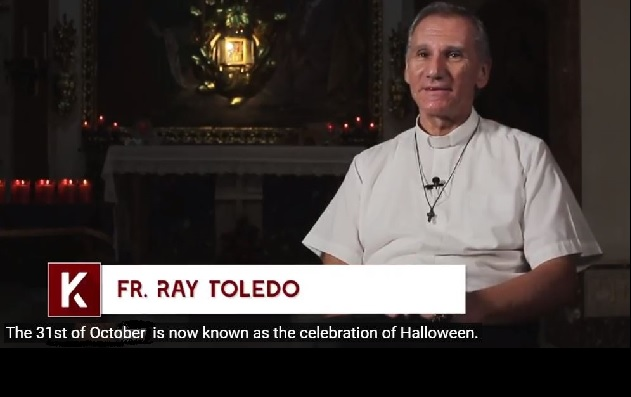 What is 'All Hallows' Eve'? --- Fr. RAY TOLEDO - with English subtitles