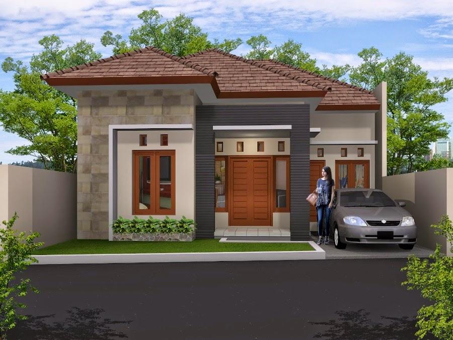rumah kecil minimalis satu lantai & Rumah Kecil Minimalis Modern Terbaru 2017 1 Lantai dan 2 Lantai ...