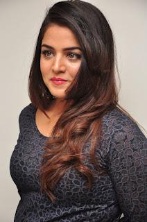 Wamiqa Gabbi looks super cute in a Ripped Jeans at Nannu Vadili Neevu Polevule Movie Press Meet