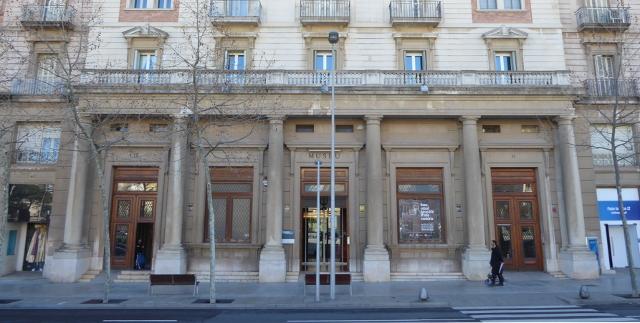 Entrada del Museu de Reus