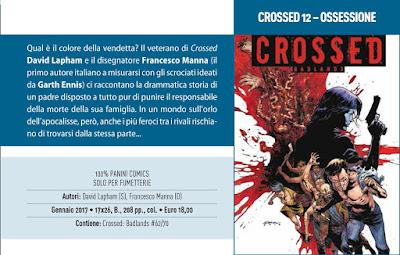 Crossed #12: Ossessione