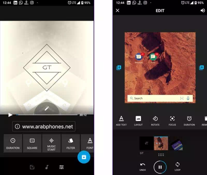 Quip هو أروع وأسرع محرر لإنشاء مقاطع فيديو من الصور