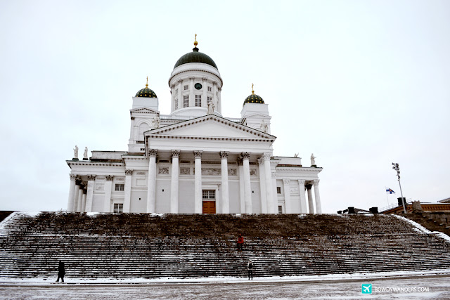 bowdywanders.com Singapore Travel Blog Philippines Photo :: Finland :: Unmissable Finnish Basilicas That Are Spot-on Architectural Wonders