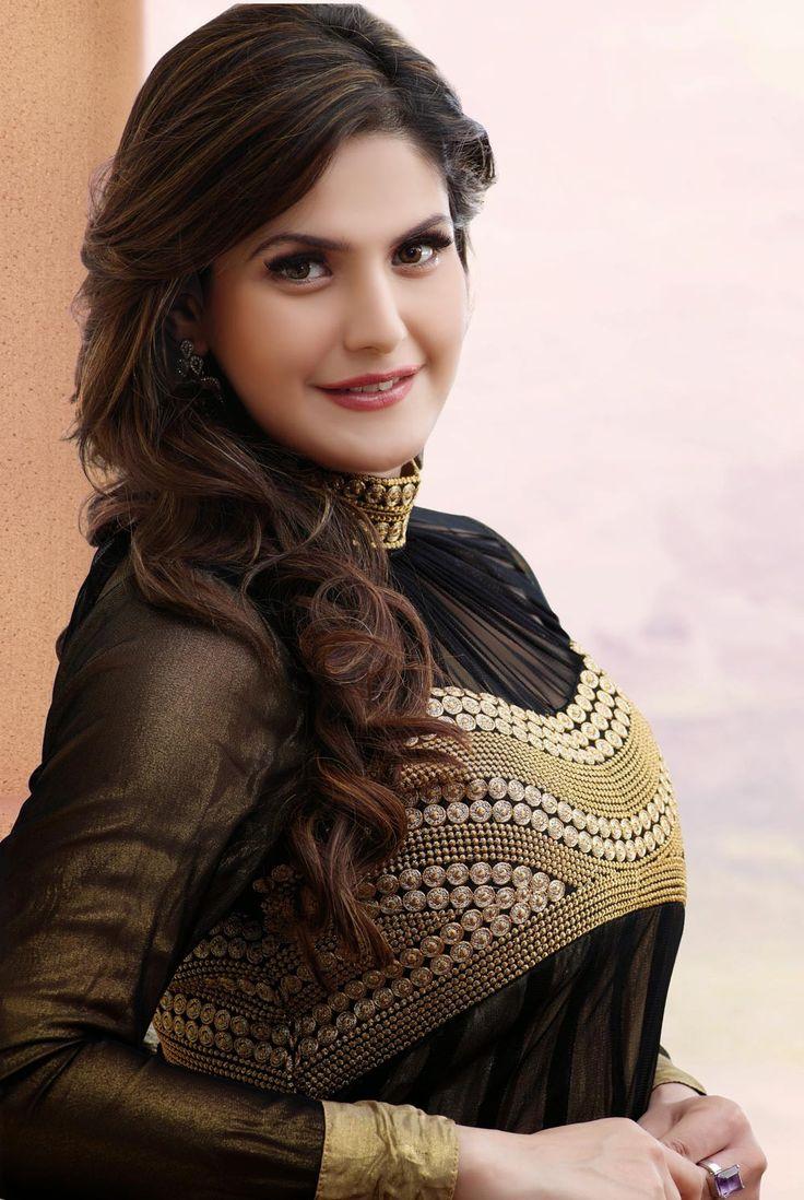 Zarine khan husband name