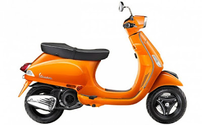 New Vespa SXL 125 side Wallpaper