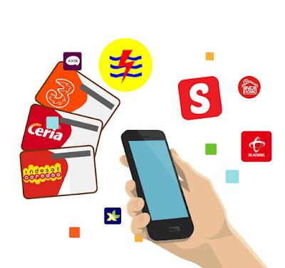 Berjualan Pulsa Online atau Offline, Pilih Mana?