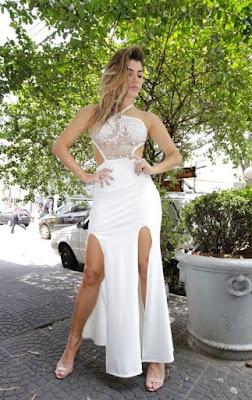 Comprar vestido longo para revenda