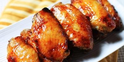 Resep Sayap Ayam Bumbu Pedas Manis Maknyus
