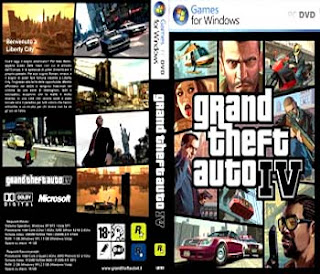 GTA 4 Full Version Game Free Download For PC
