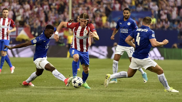 Atletico Madrid vs Leicester City en vivo