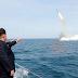 Corea del Norte lanza un misil balístico desde un submarino