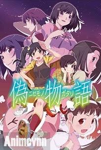 Nisemonogatari -  2012 Poster