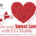 LG's Sweet Luvin' promo